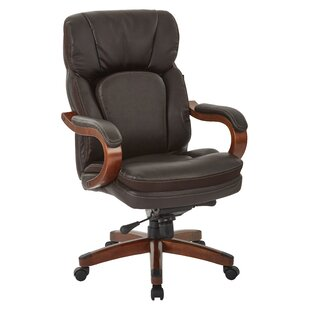 Inspired by Bassett Van Buren High-Back Executive Chair