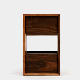 THN 2 Drawer Nightstand by ARTLESS