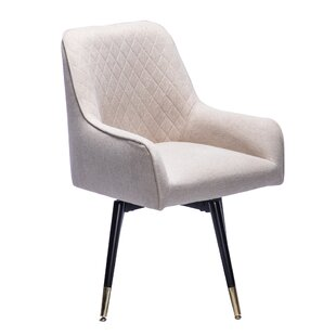 Jeter Upholstered Dining Chair (Set of 2)
