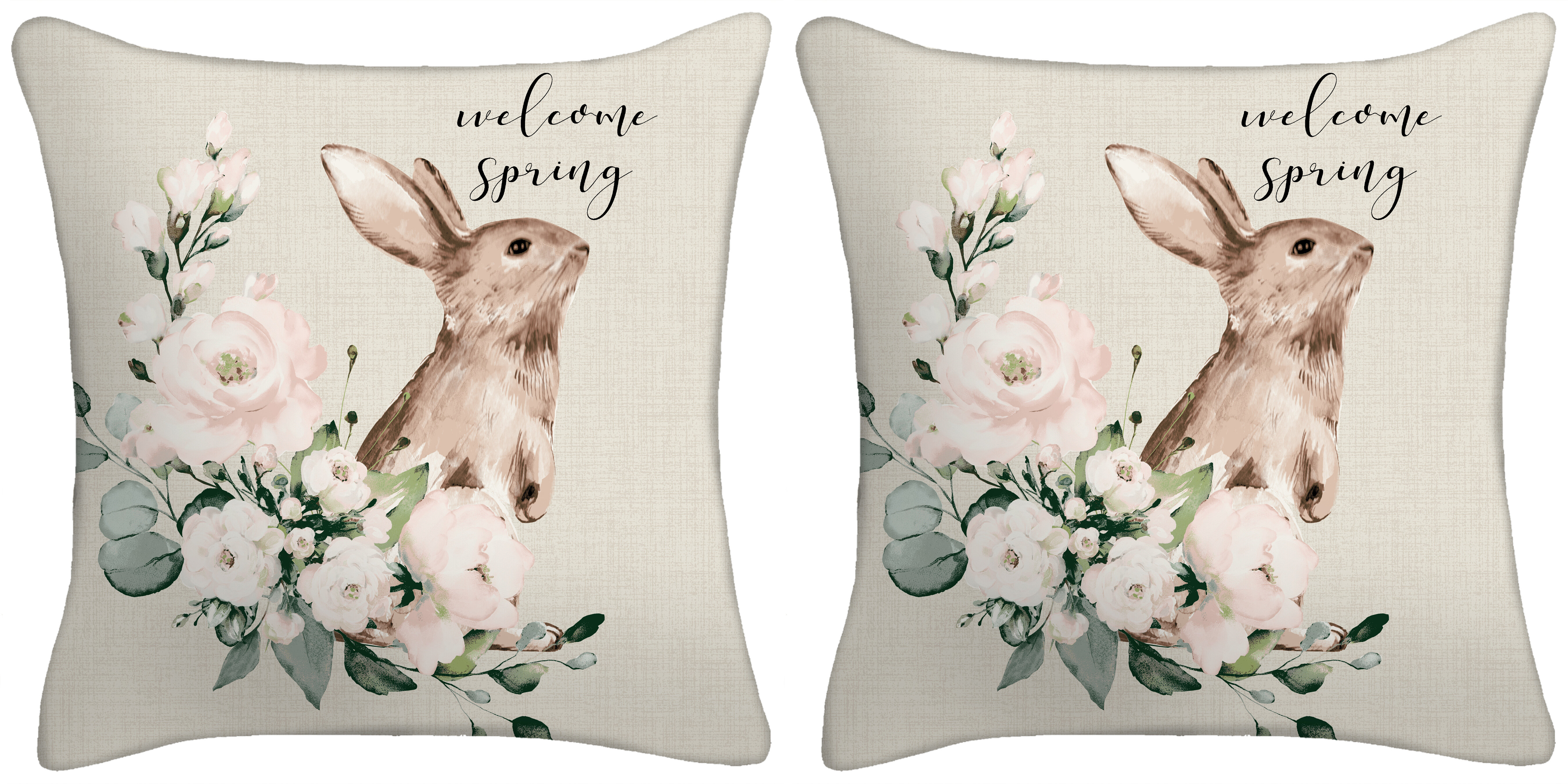 Easter Large Throw Pillows You Ll Love In 2021 Wayfair
