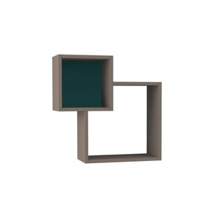 Brayden Studio Imogen Modern Wall Shelf