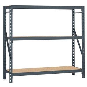 Bulk Storage Rack 3 Shelf Shelving Unit