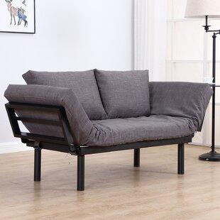 Latitude Run Omak 3 Position Chaise Lounger Convertible Sofa