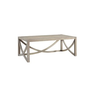Flesher Coffee Table with Tray Top