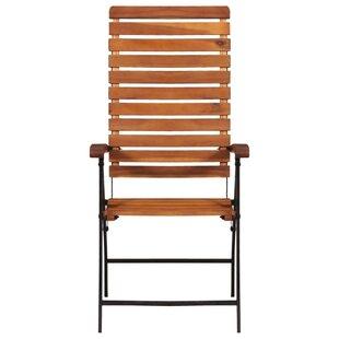 Lular Reclining Garden Chair By Sol 72 Outdoor