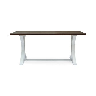 Hobby Traditional Wood Dining Table by Gracie Oaks Looking for