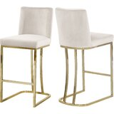 Surprising Bar Stools Counter Stools Joss Main Caraccident5 Cool Chair Designs And Ideas Caraccident5Info