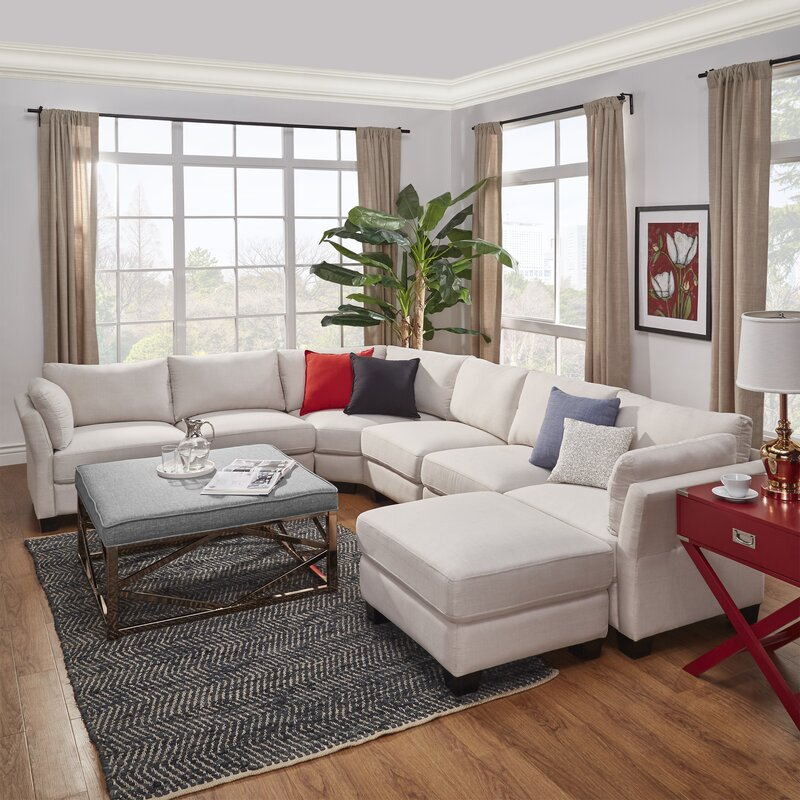 Alkmene Sectional Collection