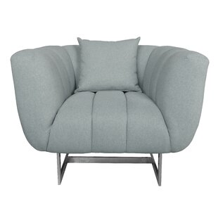 Kushner Armchair by Latitude Run