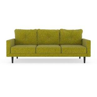 Crabill Pebble Weave Sofa by Corrigan Studio