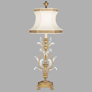 Beveled Arcs 41 Table Lamp
