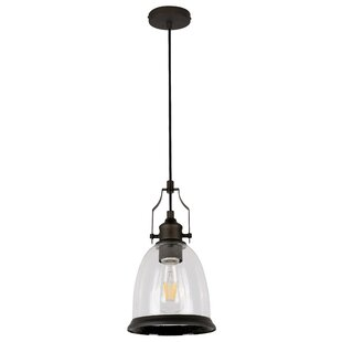 Beldi Richmond 1-Light Cone Pendant