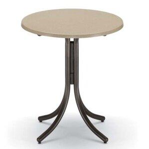 Werzalit Round Bar Table by Telescope Cas..