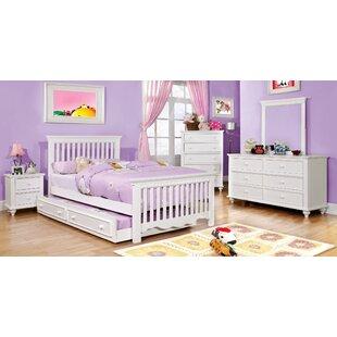 Kennedy Slat Configurable Bedroom Set by Hokku Designs