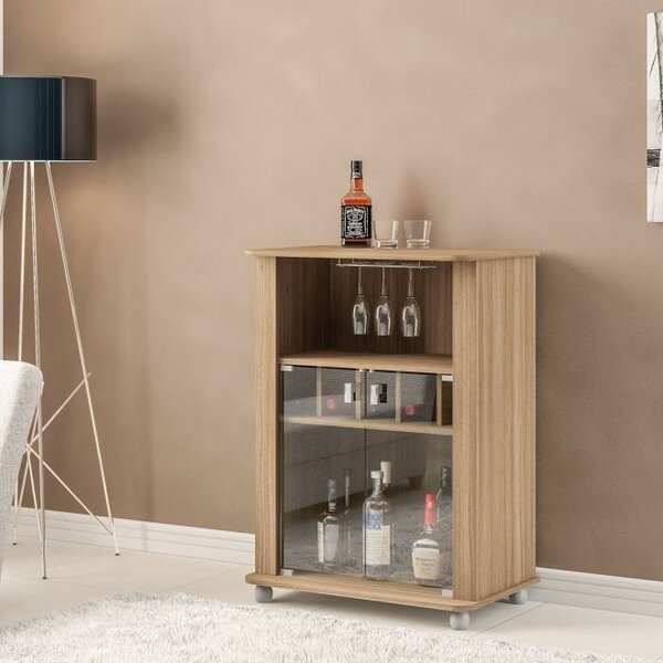 Laminate Puter Small Bar For Living Room Home Portable Small Mini Bar | Wayfair