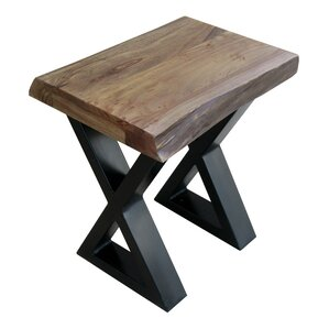 Piumafua End Table by Trent Austin Design