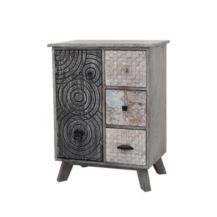 Huddleston 1 Door Cabinet By World Menagerie