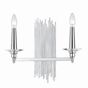 Find 2-Light Candle Wall Light By AF Lighting