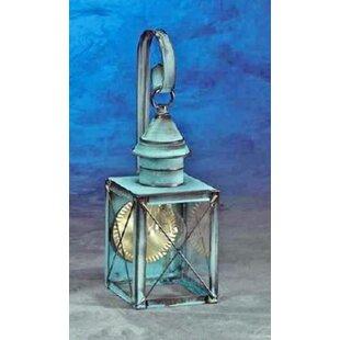 Piatt Outdoor Wall Lantern By Breakwater Bay