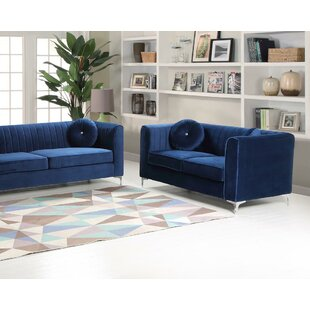 Deals Gibson Loveseat by Mercer41 Reviews (2019) & Buyer's Guide