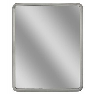 Top Reviews Radius Corner Bathroom/Vanity Wall Mirror BySymple Stuff