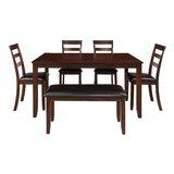 Sotomayor 5 Piece Dining Set by Alcott Hill®