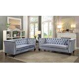 Waxman Configurable Living Room Set by Rosdorf Park