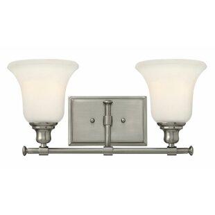 Winston Porter Izzo 2-Light Vanity Light