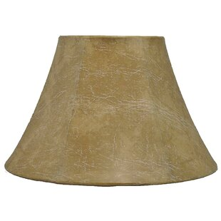 Softback 12 Faux Leather Bell Lamp Shade