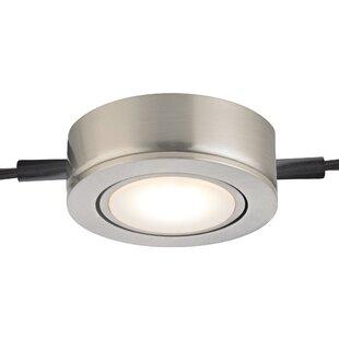 Alico Tuxedo Swivel LED Under Cabinet Puck Light