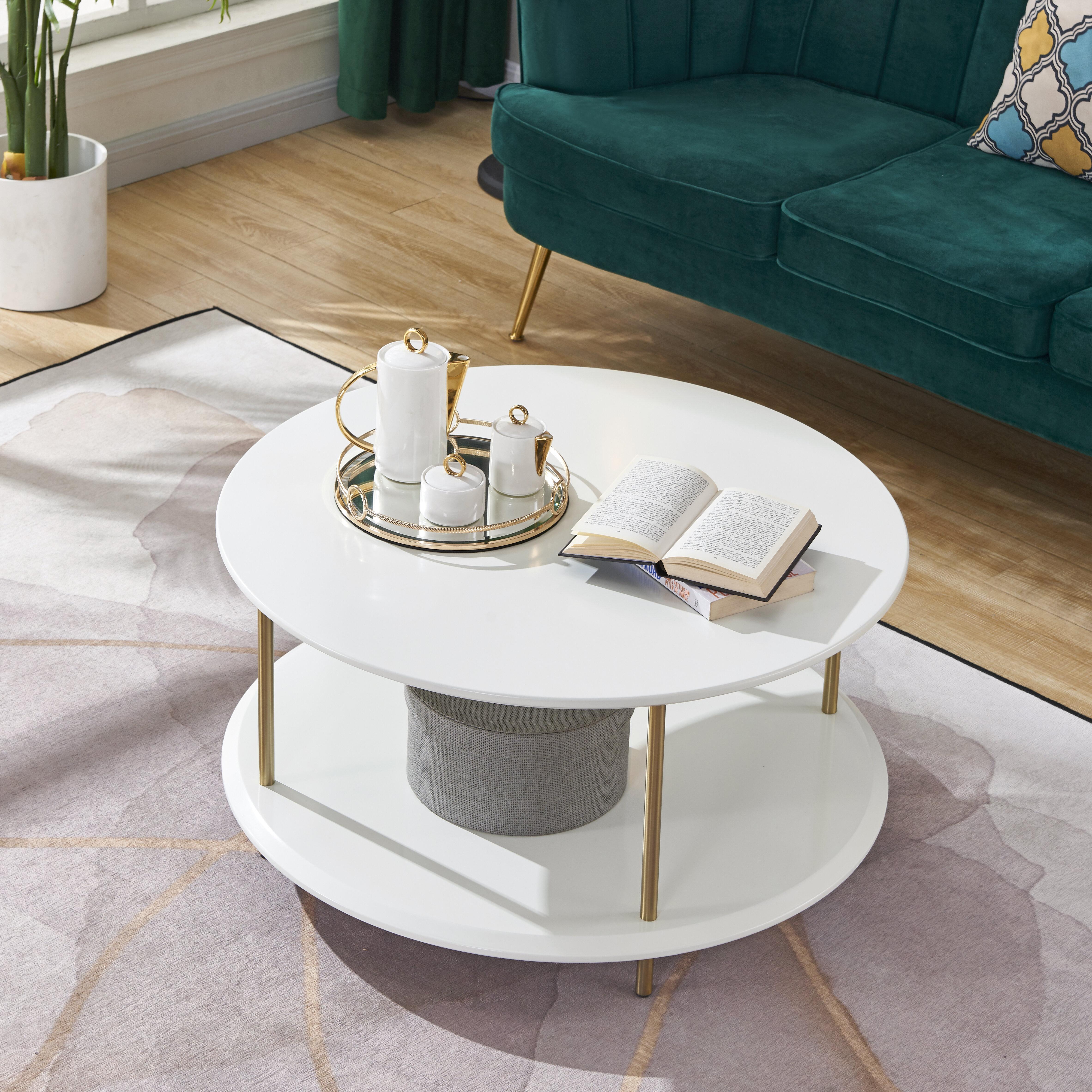 Mercer41 Gerst Coffee Table With Storage Wayfair