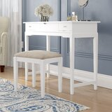 Andalusia Vanity Set with Mirror byDarby Home Co