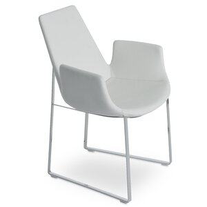 Eiffel Arm Sled in PPM - White by sohoConcept