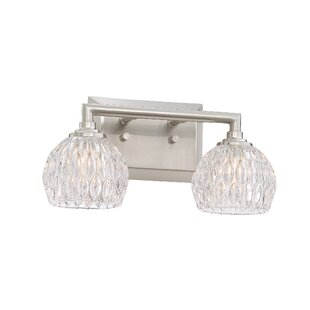 Look for Ruthe 2-Light Vanity light By Willa Arlo Interiors