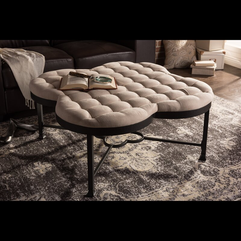 wholesale interiors baxton studio branagh coffee table & reviews