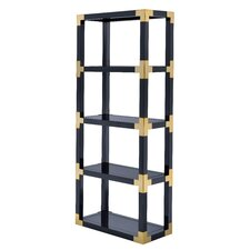 Katherin 77 Etagere Bookcase by Everly Quinn