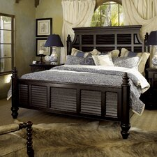 Kingstown Panel Bed by Tommy Bahama Home