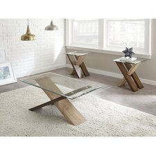 Cotaco 2 Piece Coffee Table Set by Ivy Bronx