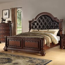 Casa del Mar Queen Panel Bed by Fairfax Home Collections