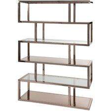 Marcia 71 Accent Shelves Bookcase by Willa Arlo Interiors
