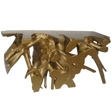 Cheyenne Console Table by World Menagerie