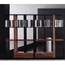 71 Oversized Set Bookcase by Bellini Modern Living