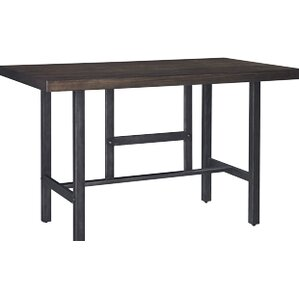 marsilona dining room table | wayfair