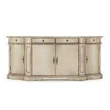 Courbe 4 Drawer and 3 Door Chest by Zentique Inc.