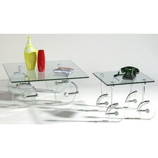 Coffee Table Set by Chintaly Imports