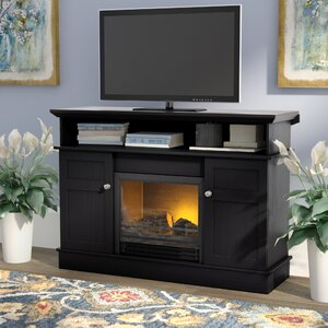 Grand View 44 TV Stand with Fireplace by Red Barrel Studio