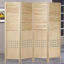 modern solid wood room dividers | allmodern