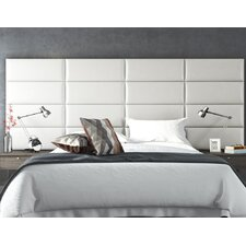 Calahan Upholstered Headboard Panels (Set of 4)