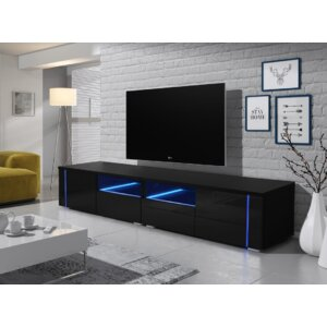 Oxy Double TV Stand for TVs up to 70""