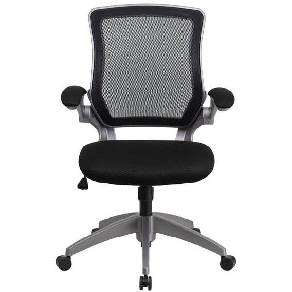 ebern designs balogh high-back mesh desk chair & reviews | wayfair
